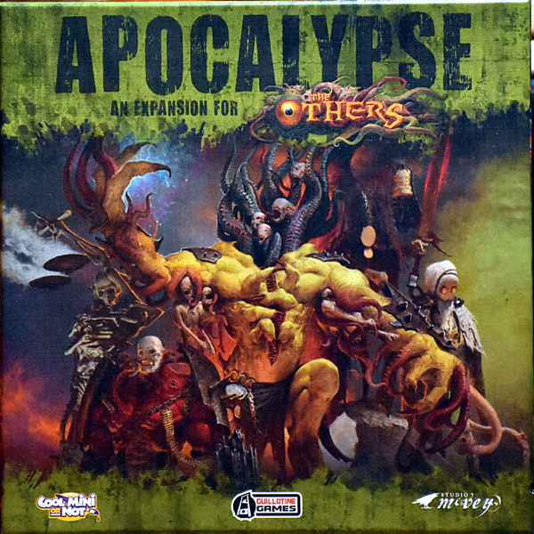 the others 7 sins apocalypse expansion board game boards
