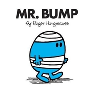 Mr. Bump - Roger Hargreaves (Paperback) - Cover