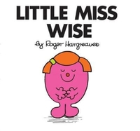 Little Miss Wise - Roger Hargreaves (Paperback) - Cover