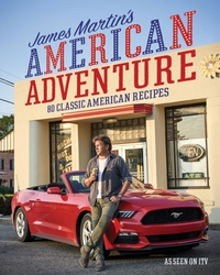 James Martin's American Adventure - James Martin (Hardcover)