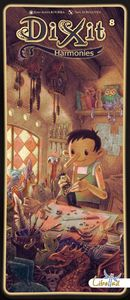 Dixit - Harmonies Expansion (Card Game) - Cover