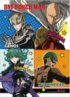 One-Punch Man - Hero 4-Panel Wall Scroll Cover