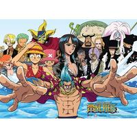 One Piece - Strawhats & CP9 Wall Scroll