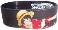 One Piece - Luffy Punches Wristband - Cover