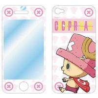 One Piece - Chopper Man Ver. 1 Walking - Screen Protector for iPhone 4