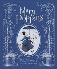 Mary Poppins - P. L. Travers (Hardcover) - Cover