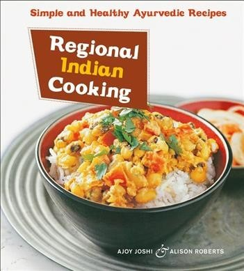 Regional Indian Cooking - Ajoy Joshi (Paperback)