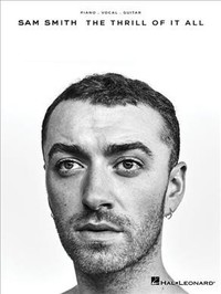 Sam Smith - the Thrill of It All - Sam Smith (Paperback) - Cover