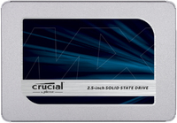 Crucial - MX500 500GB Serial ATA III 2.5 inch Internal Solid State Drive - Cover