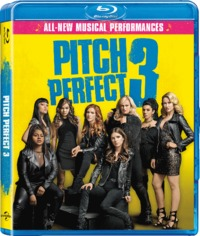 Pitch Perfect 3 (Blu-ray) - Cover