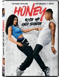 Honey: Rise up and Dance (DVD)