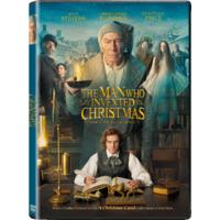 The Man Who Invented Christmas (DVD)