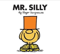 Mr. Silly - Roger Hargreaves (Paperback) - Cover