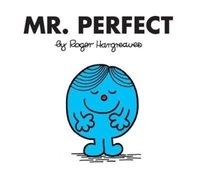 Mr. Perfect - Roger Hargreaves (Paperback) - Cover