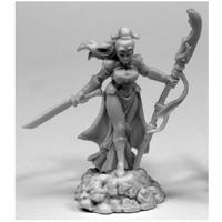 Bones - Masumi, Demon Hunter (Miniatures)