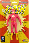 "DC Comics - The Flash - New Frontier 5.5"" Bendable Figure"