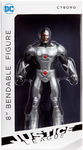 "Justice League - 8"" Bendable Cyborg (Jl New 52)"