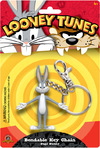 Looney Tunes - Bugs Bunny Bendable Figure Key Chain Cover