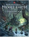 Adventures In Middle Earth - Mirkwood Campaign (Role Playing Game)