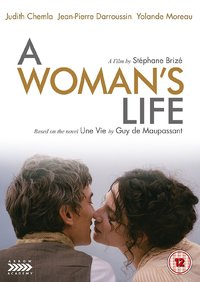 A Woman's Life (DVD) - Cover
