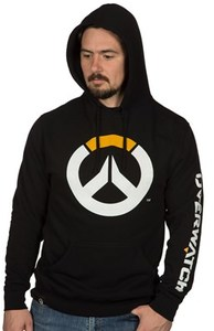 Overwatch - Logo Pullover Hoodie (X-Small) - Cover