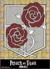 Attack On Titan - Stationary Legion Crest Wall Scroll