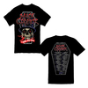 Alice Cooper Love the Dead (Nov) Mens Black T-Shirt (X-Large)