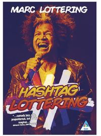 Marc Lottering - Hashtag Lottering (DVD) - Cover