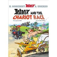 Asterix & the Chariot Race - Jean-Yves Ferri (Paperback)