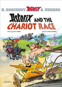 Asterix & the Chariot Race - Jean-Yves Ferri (Paperback) - Cover