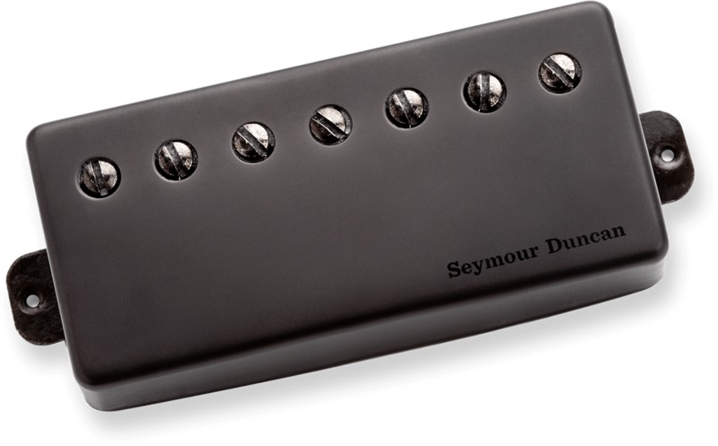 Seymour Duncan Sentient 7 String Metal Cover Passive Mount Electric ...