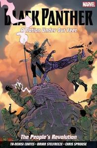 Black Panther: a Nation Under Our Feet Volume 3 - Ta-Nehisi Coates (Paperback) - Cover