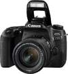 Canon EOS 77D + 18-55mm F4.0-5.6 IS STM SLR Camera Kit 24.2MP