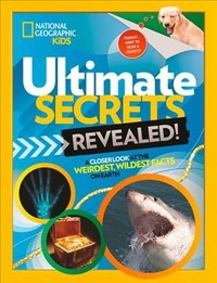 Ultimate Secrets Revealed - Stephanie Warren Drimmer (Hardcover) - Cover