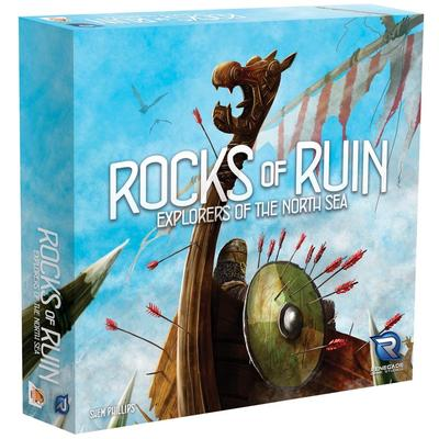 Explorers of the North Sea - Rocks of Ruin Expansion (Board Game)