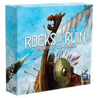 Explorers of the North Sea - Rocks of Ruin Expansion (Board Game) - Cover