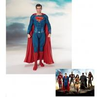 DC Universe - Justice League the Movie - Artfx+  Superman 1/10 Scale Statue 19cm