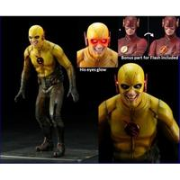 DC Universe - The Flash TV-Series - Artfx+ Series Reverse Flash with LED-Light Eyes Statue 19cm