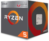AMD Ryzen 5 - 2400G 3.6GHz 2MB L2 Box Desktop Processor