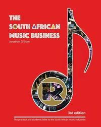 South African Music Business - Jonathan G. Shaw (Paperback) - Cover