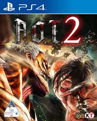 Attack on Titan 2 (PS4) - Cover