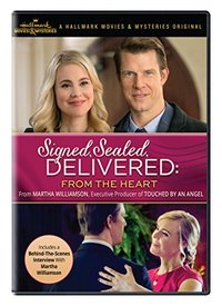 Signed, Sealed, Delivered: From the Heart (DVD) - Cover