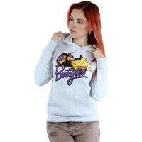 DC Comics Bombshells Batgirl Badge Ladies Pullover Hoodie (X-Small) - Cover