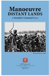 Manoeuvre: Distant Lands Expansion (Board Game)