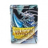Dragon Shield - Japanese Size Sleeves - Matte Clear  (60 Sleeves)