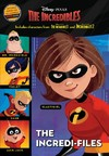 Incredibles 2 Character Guide - RH Disney (Hardcover) Cover