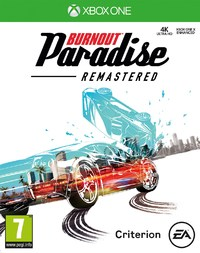 Burnout Paradise: Remastered (Xbox One) - Cover