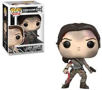 Funko Pop! Games - Tomb Raider - Lara Croft - Cover