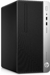 HP 400 G4 i3-7100 4GB RAM 500GB HDD Micro Tower Desktop PC