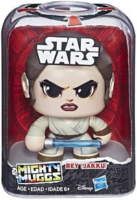 Star Wars - Rey Mighty Muggs - Cover
